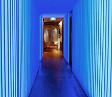 hallway in jordan